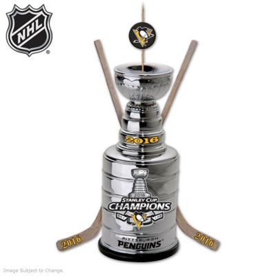 Penguins® 2016 Stanley Cup® Champions Ornament by