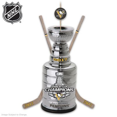 Penguins® 2017 Stanley Cup® Champions Ornament by