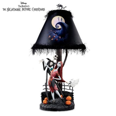 Tim Burtons The Nightmare Before Christmas Moonlight Table