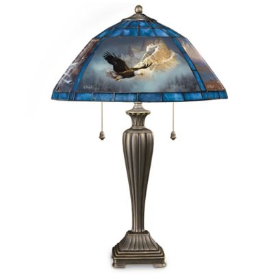 Nightmare Before Christmas Tiffany Lamp