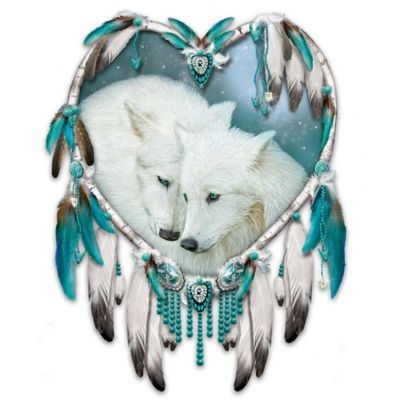 Native American-Style Dreamcatcher With Carol Cavalaris Art by