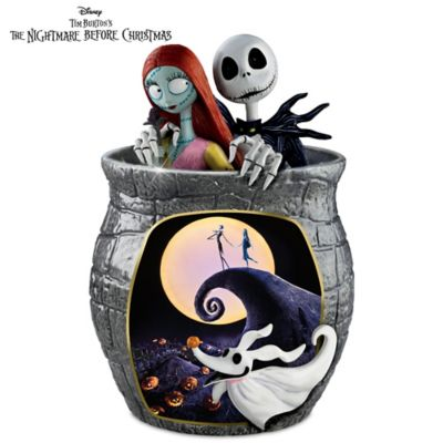 The Nightmare Before Christmas Cookie Jar by