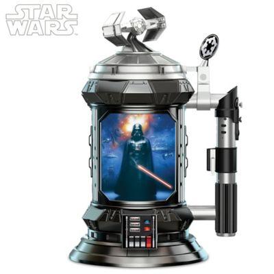 STAR WARS Darth Vader Porcelain Stein by