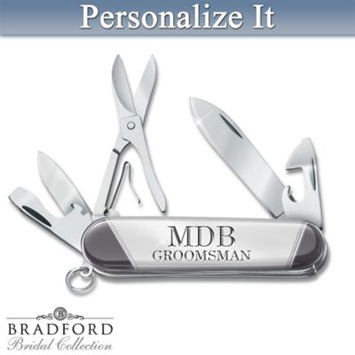 Personalized Engraved Knife Set: Choose Your Design by
