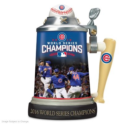 Cubs 2016 World Series Commemorative Stein by