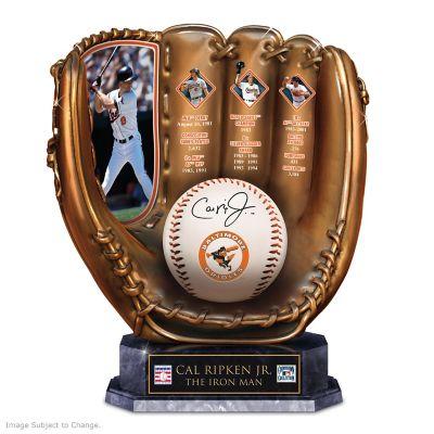 Cal Ripken Jr. Commemorative Cold-Cast Bronze Glove by