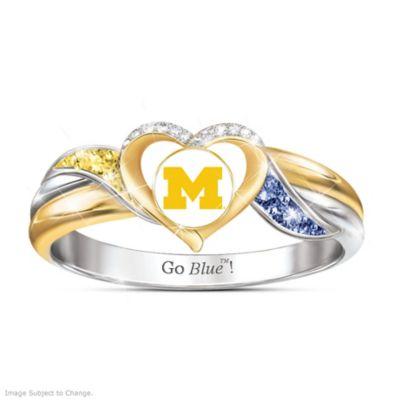 University Of Michigan Womens Rings