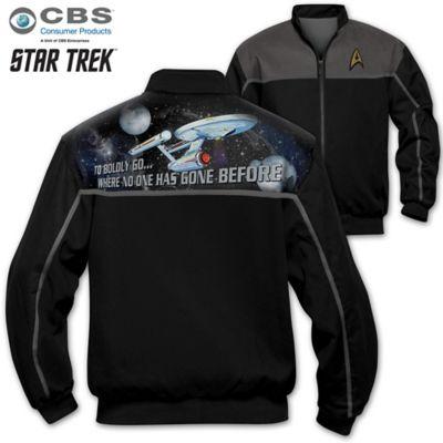 STAR TREK Men's Twill Jacket by