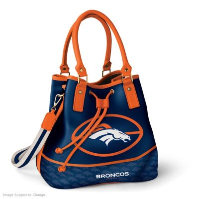 Denver Broncos Handbag by