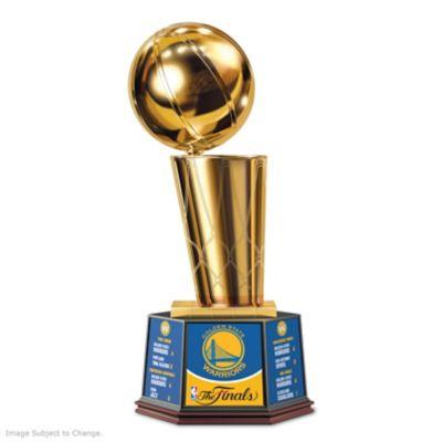 Golden State Warriors 2017 NBA Finals Trophy by