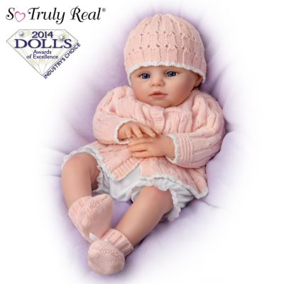 Baby Doll Abby Rose Baby Doll