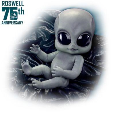 Alien Baby Doll by Kosart Studios by