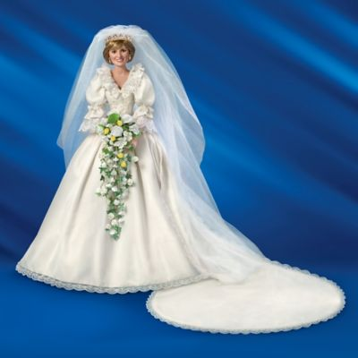 Princess Diana 35th Anniversary Collector 39 S Edition Doll At Beautiful Items