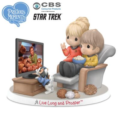 Precious Moments STAR TREK