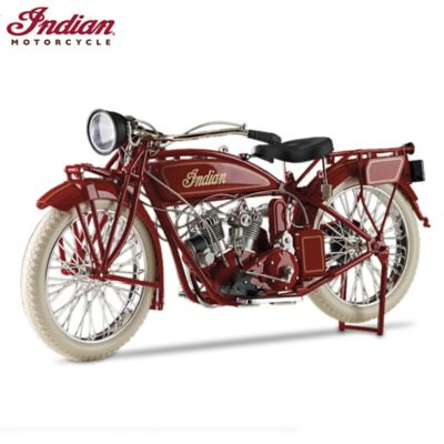 Indian Motorcycle 1:6-Scale Diecast 1920 Scout by