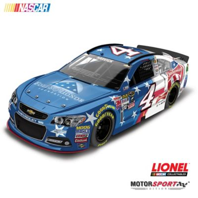 1:24-Scale Kevin Harvick No. 4 Folds Of Honor Diecast Car by