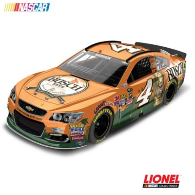 1:24-Scale Kevin Harvick No.4 2016 Busch Hunting Diecast Car by
