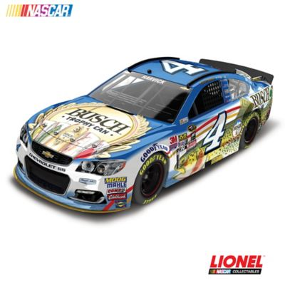 1:24-Scale Kevin Harvick No. 4 Busch Fishing Diecast Car by
