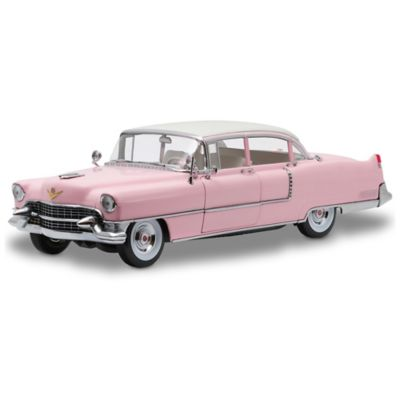1:18 Elvis Presley™ 1955 Fleetwood Cadillac Diecast Car by