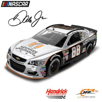 Dale Earnhardt Jr. No. 88 Gray Ghost 2016 Diecast Car by