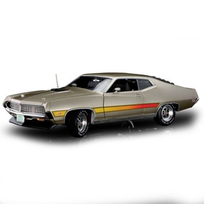 1:18-Scale 1971 Ford Torino GT Diecast Replica by