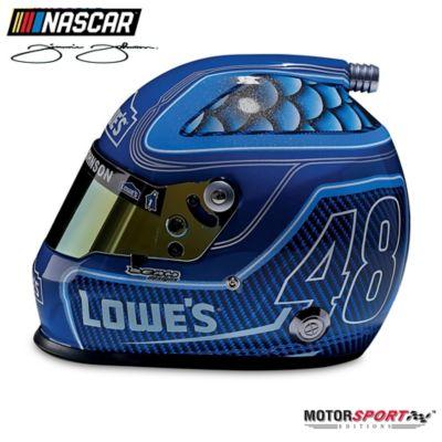 Jimmie Johnson #48 Lowe's NASCAR® Racing Helmet by