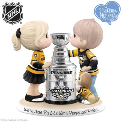 Penguins® Stanley Cup® Precious Moments Figurine by