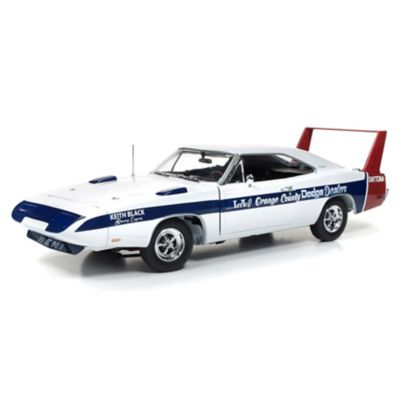 1:18-Scale Cindy Lewis 1969 Dodge Daytona LA Diecast Car by