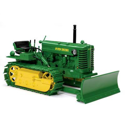 1:16-Scale 1949 John Deere Model MC Crawler Diecast Tractor by