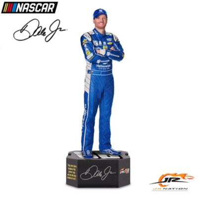 Dale Earnhardt Jr. Commemorative Sculpture With Tribute Base by