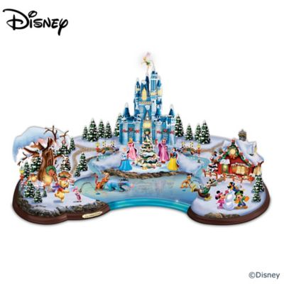 Disney Christmas Decorations - Bradford Exchange