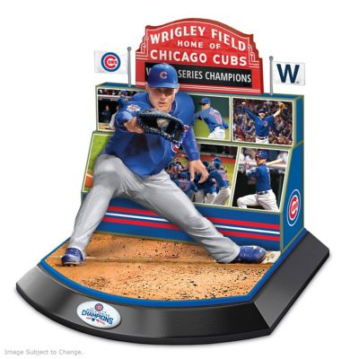 Chicago Cubs 2016 World Series Commemorative Sculpture by