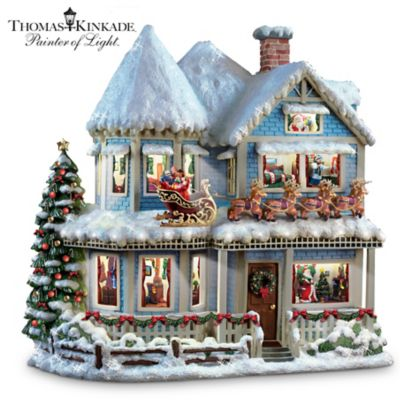 Victorian Christmas Village Collections