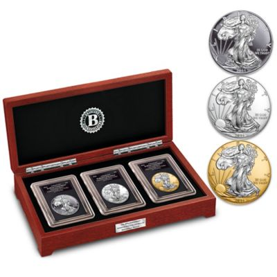 30th Anniversary Silver Eagle Special Edition Coin Set by