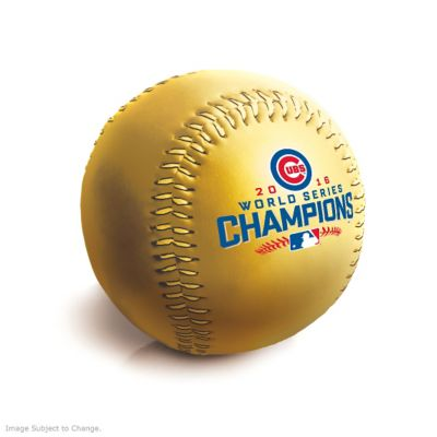 Cubs 2016 World Series Champions Spherical Baseball Coin by