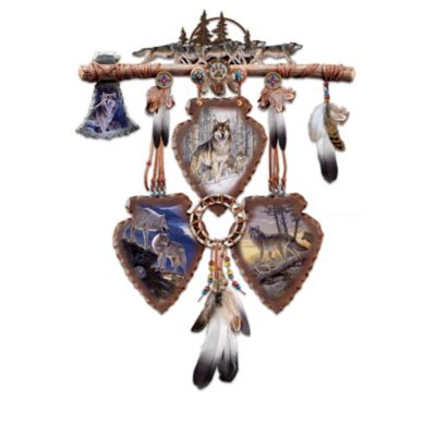 Native american inspired wall decor collection spirits of for American indian design and decoration