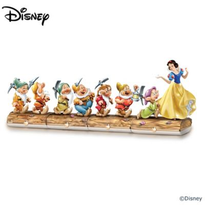 Snow White And The Seven Dwarfs Limoges-Style Boxes by