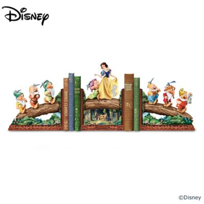 Disney's Snow White And The Seven Dwarfs Bookends Collection by