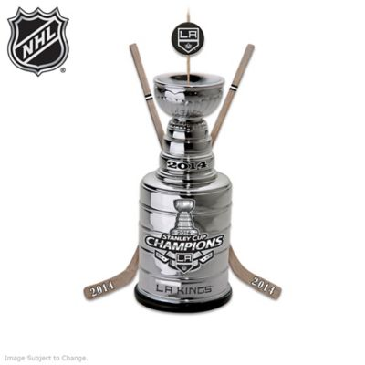 Los Angeles Kings® Stanley Cup® Ornament Collection by