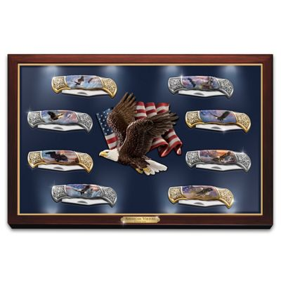 American Virtues Knife Collection by
