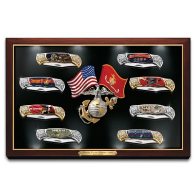 USMC: Semper Fi Knife Collection by