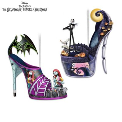 Disney Nightmare Before Christmas Ornament Collection by