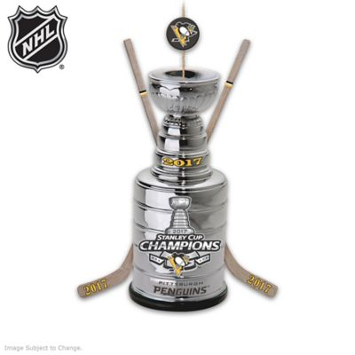 Penguins® Stanley Cup® Ornament Collection by