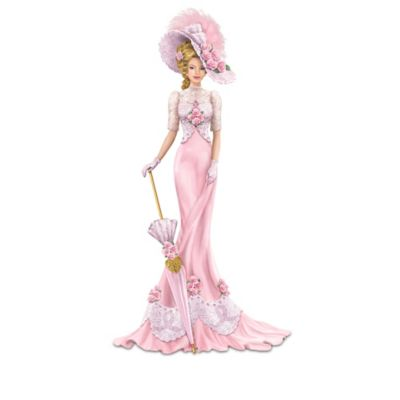 Dona Gelsinger Breast Cancer Awareness Figurine Collection by