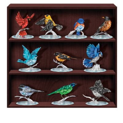 Blake Jensen Reflections of the Songbird Figurine Collection by