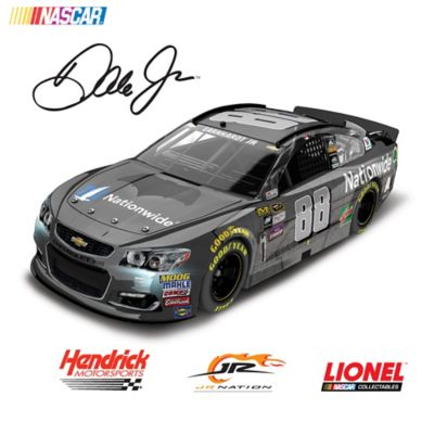 1:24-Scale Dale Jr. No. 88 2016 Diecast Car Collection by