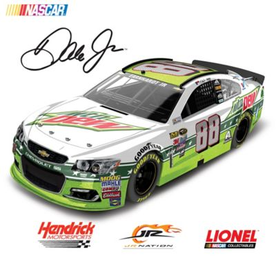 1:24-Scale Dale Jr. No. 88 2016 Mountain Dew Diecast Cars by