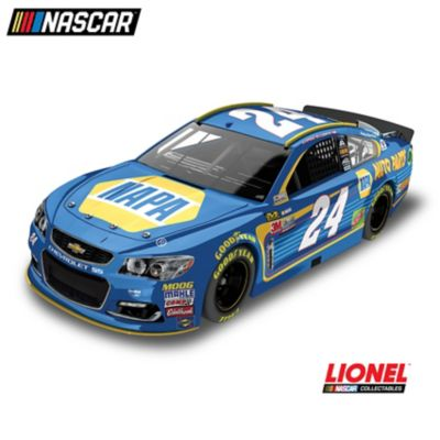 1:24-Scale Chase Elliott 2017 NAPA Diecast Car Collection by