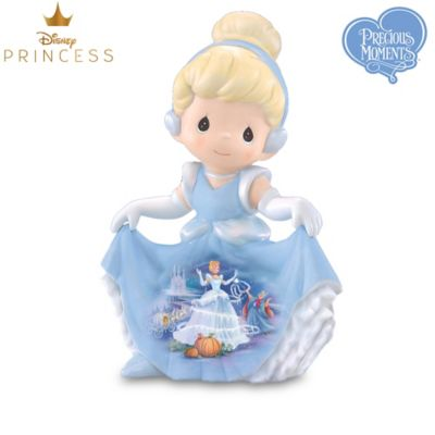 Precious Moments Disney Princess Figurine Collection by