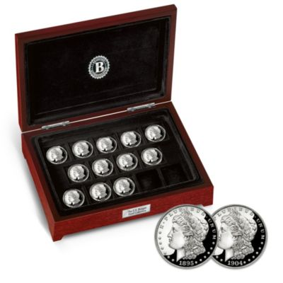 The Complete U.S. Morgan Silver Dollar Proof Collection by